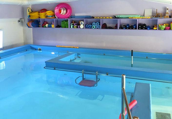piscina per ginnastica a rimini